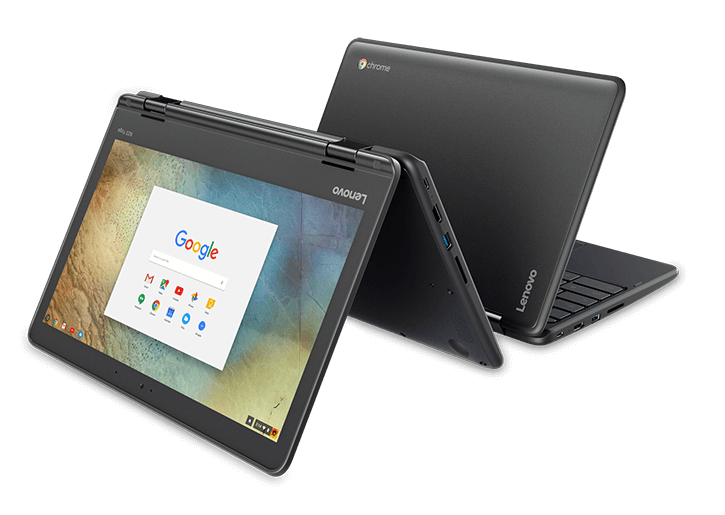 Lenovo N23 Touchscreen Tablet/Laptop Yoga Chromebook - Boone County Schools