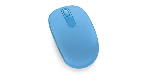 Mobile Mouse 1850 Cyan Blue